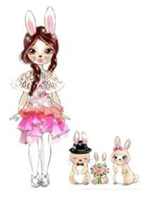 ENCH FAMILLE LAPIN.1P
