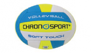 BALLON VOLLEY CHRONOSPORT SOFT TOUCH T5