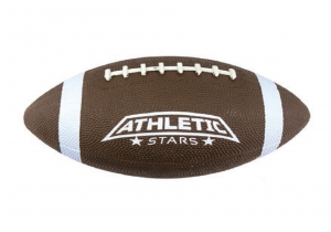 BALLON FOOT US ATHLETIC STARS RUBBER CLASSIC T5