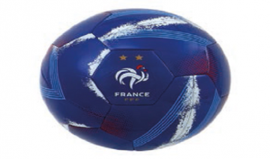 BALLON FOOTBALL FFF OFFENSIF T5