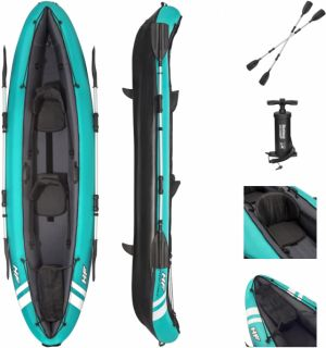 KAYAK GONFLABLE 2 PERSONNES