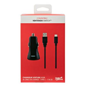 SWITCH CHARGEUR VOITURE 2 4A,1P