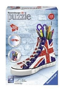 SNEAKERS PUZZLES 3D OBJETS