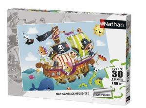 COLLECTION PUZZLE 30P NATHAN