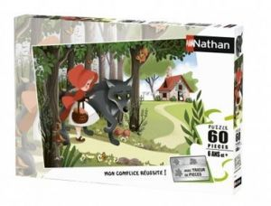 COLLECTION PUZZLE 60P NATHAN