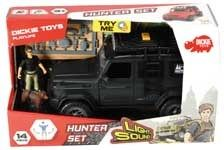 DICKIE PLAYLIFE COFFRET CHASSEU