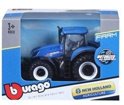1/43 TRACTEUR A FRICT. NEW HOLL