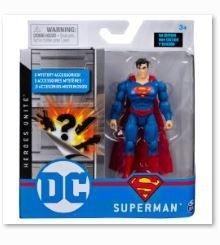 Figurine 10 cm Justice league 1p