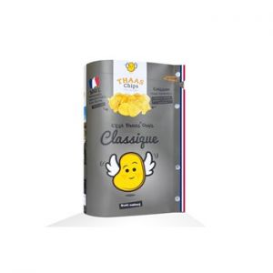 CHIPS NATURE THAAS 120G