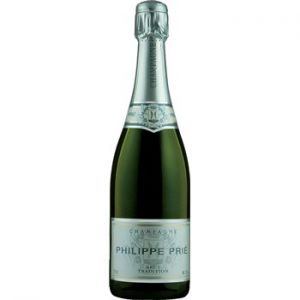 AOP CHAMPAGNE BRUT PHILIPPE PRIE 12° 75CL