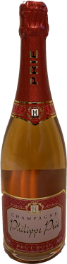 AOP CHAMPAGNE ROSE PHILIPPE PRIE 12° 75CL