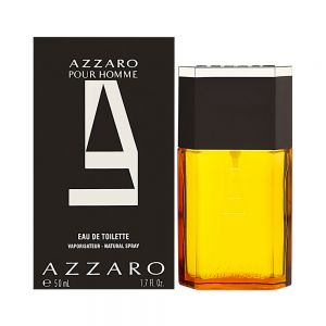AZZARO HOMME EDT RECHARGEABLE 50ML