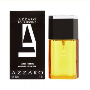 AZZARO HOMME EDT RECHARGEABLE 30ML