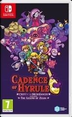 CADENCE OF HYRULE CRYPT OF,,1P