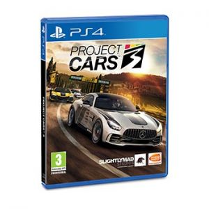PS4 PROJECT CARS 3,,1P
